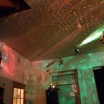 Psychedelic Light Show - melting desert brain