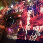 """Motiv: Gela Schmidt """"Melting Desert Brain"""" (detail)"""