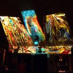 Projektion: Heinz Udo Zemlin - HUZ