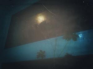 Bath under the Moon