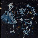 """LSD BLOTTER SHEET """"Max Ernst Universum"""""""