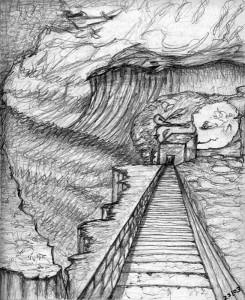 Traum-Treppe